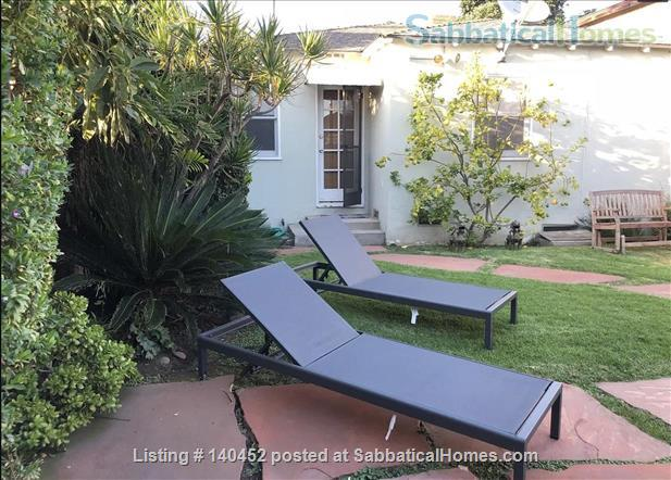 West Los Angeles Furnished 3 bdrm with fruit trees and fenced yard Home Rental in Los Angeles, California, United States 5
