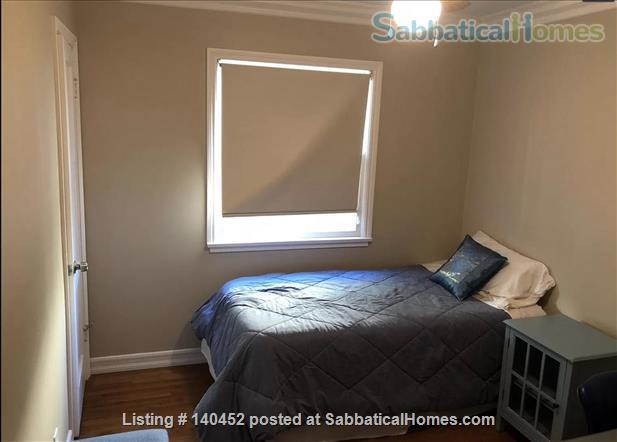 Oasis - West Los Angeles Furnished home with fruit trees and fenced yard Home Rental in Los Angeles, California, United States 7