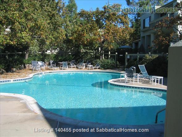Spacious La Jolla Village townhouse  Home Rental in San Diego, California, United States 1