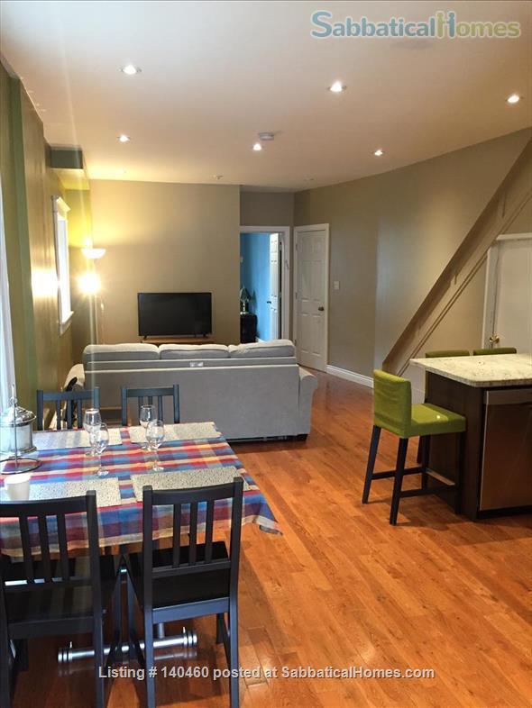 Short Term Jun 1 - Sept 30 1 bedroom main floor in Little Italy  Home Rental in Toronto, Ontario, Canada 1