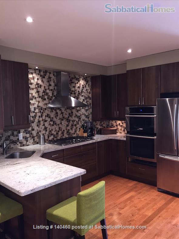Short Term Jun 1 - Sept 30 1 bedroom main floor in Little Italy  Home Rental in Toronto, Ontario, Canada 0