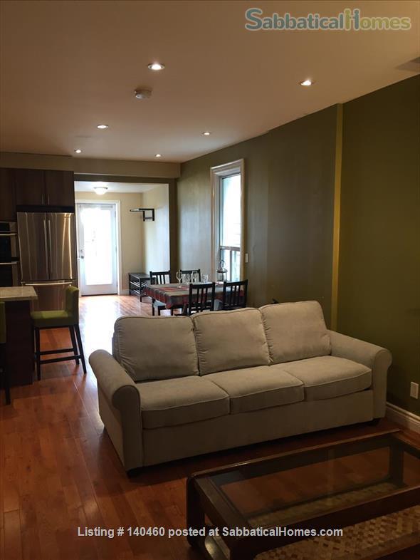 Short Term Jun 1 - Sept 30 1 bedroom main floor in Little Italy  Home Rental in Toronto, Ontario, Canada 3