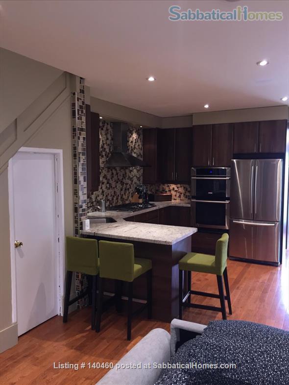 Short Term Jun 1 - Sept 30 1 bedroom main floor in Little Italy  Home Rental in Toronto, Ontario, Canada 4