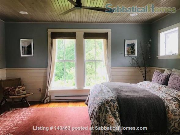 Gorgeous farmhouse near Cornell and Ithaca College Home Rental in Ithaca, New York, United States 8