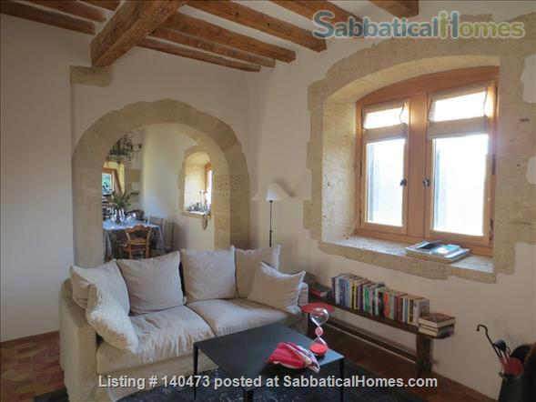 12th century stone House in S.France Home Rental in Taillades, Provence-Alpes-Côte d'Azur, France 0