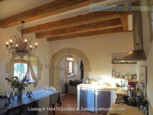 12th century stone House in S.France Home Rental in Taillades, Provence-Alpes-Côte d'Azur, France 2