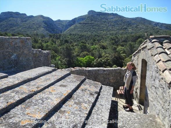 12th century stone House in S.France Home Rental in Taillades, Provence-Alpes-Côte d'Azur, France 7