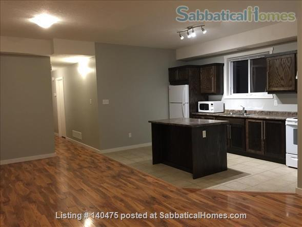 Large, Upper 3 Bedroom Home Unit w/ Parking. Close to Universities/College Home Rental in Kitchener, Ontario, Canada 4