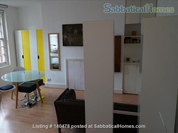 SOHO / COVENT GARDEN   One bed near Kings College, LSE, and UCL  Home Rental in West End, England, United Kingdom 0
