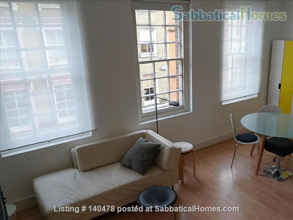 SOHO / COVENT GARDEN   One bed near Kings College, LSE, and UCL  Home Rental in West End, England, United Kingdom 2