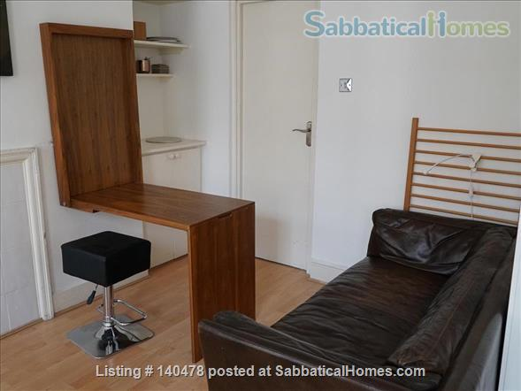SOHO / COVENT GARDEN   One bed near Kings College, LSE, and UCL  Home Rental in West End, England, United Kingdom 5