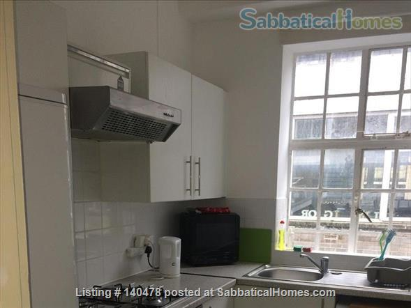 SOHO / COVENT GARDEN   One bed near Kings College, LSE, and UCL  Home Rental in West End, England, United Kingdom 6