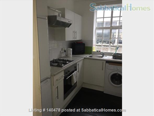 SOHO / COVENT GARDEN   One bed near Kings College, LSE, and UCL  Home Exchange in West End, England, United Kingdom 7