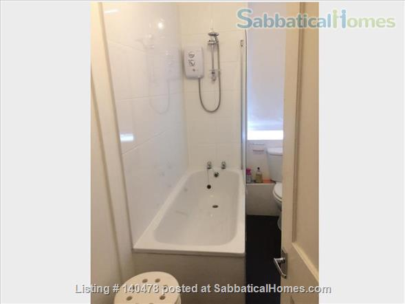 SOHO / COVENT GARDEN   One bed near Kings College, LSE, and UCL  Home Rental in West End, England, United Kingdom 8