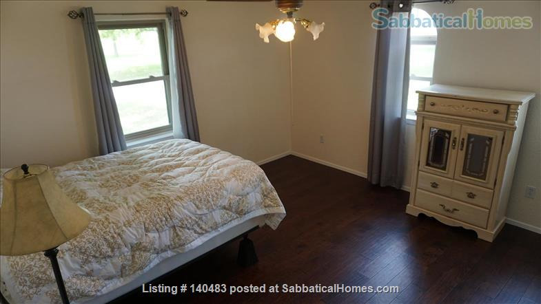 Large, Retro Home with pool in Fort Worth TX  Home Rental in Fort Worth, Texas, United States 2
