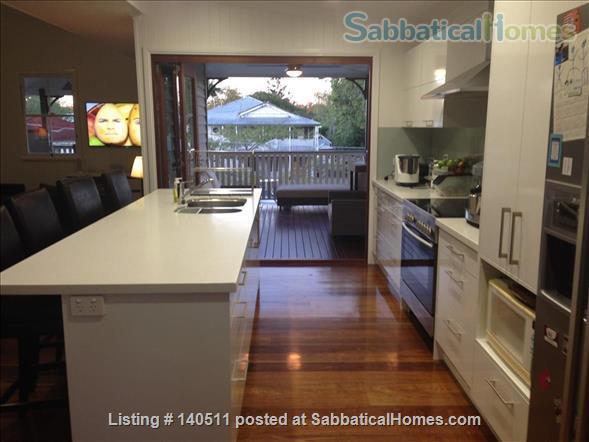 Beautiful Queenslander in Chelmer Brisbane Home Rental in Chelmer, QLD, Australia 9