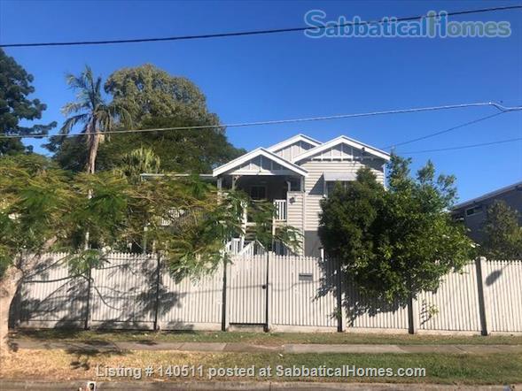 Beautiful Queenslander in Chelmer Brisbane Home Rental in Chelmer, QLD, Australia 1