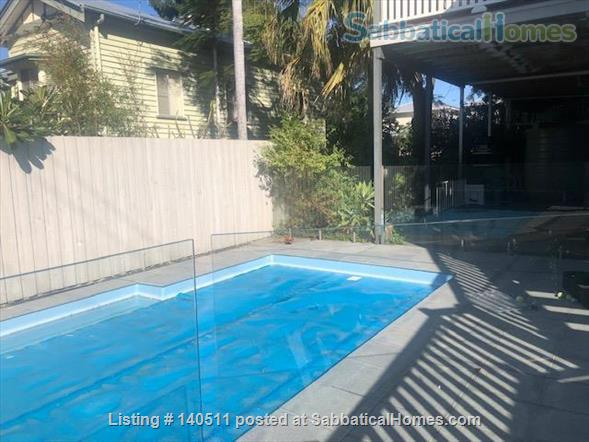 Beautiful Queenslander in Chelmer Brisbane Home Rental in Chelmer, QLD, Australia 2
