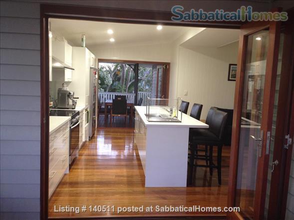 Beautiful Queenslander in Chelmer Brisbane Home Rental in Chelmer, QLD, Australia 4