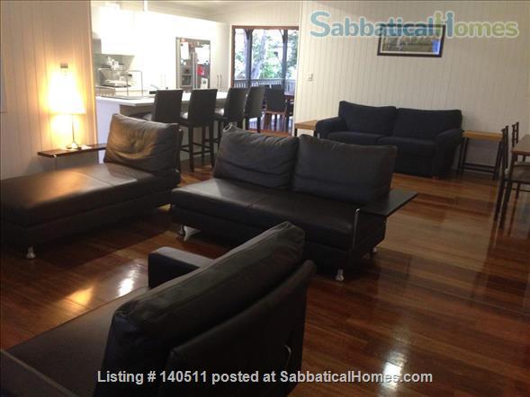 Beautiful Queenslander in Chelmer Brisbane Home Rental in Chelmer, QLD, Australia 5