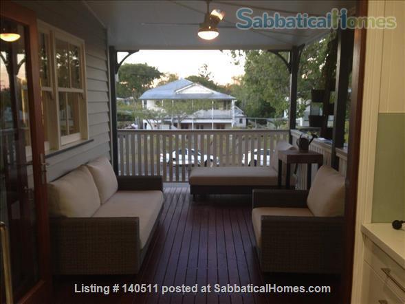 Beautiful Queenslander in Chelmer Brisbane Home Rental in Chelmer, QLD, Australia 8