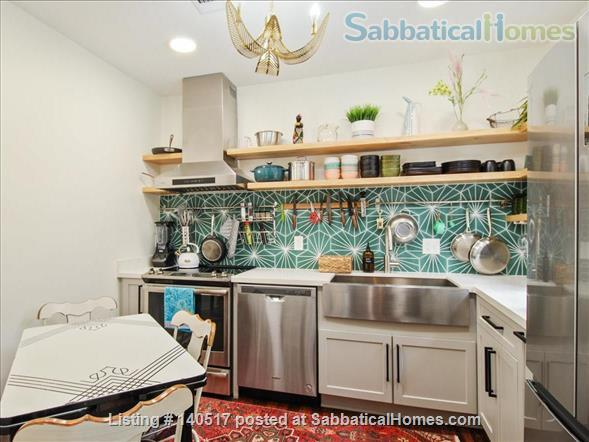 2 bed/1 bath newly renovated unit near it all - St. Charles, Magazine Street! Home Rental in New Orleans 5 - thumbnail