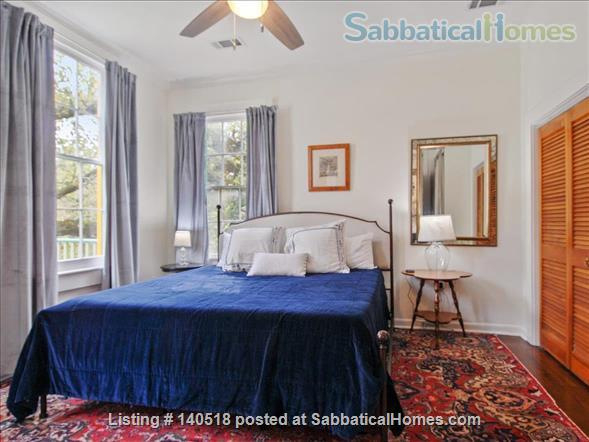 View of St. Charles from the balcony! Stay near it all at Chez Delachaise No. 2 Home Rental in New Orleans, Louisiana, United States 7