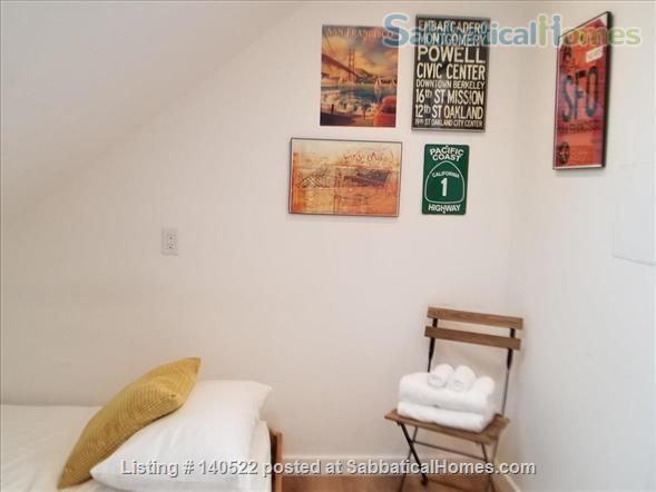 San Francisco Bay Area 2 Bedroom Near SFO Home Rental in South San Francisco, California, United States 0