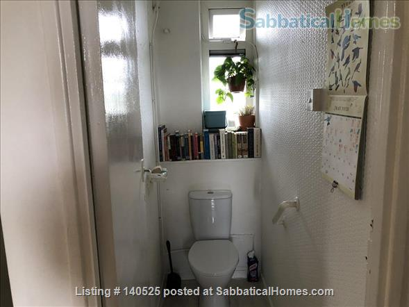 1 BR flat near Victoria Park in East London, summer 2021 Home Rental in Bethnal Green, England, United Kingdom 9