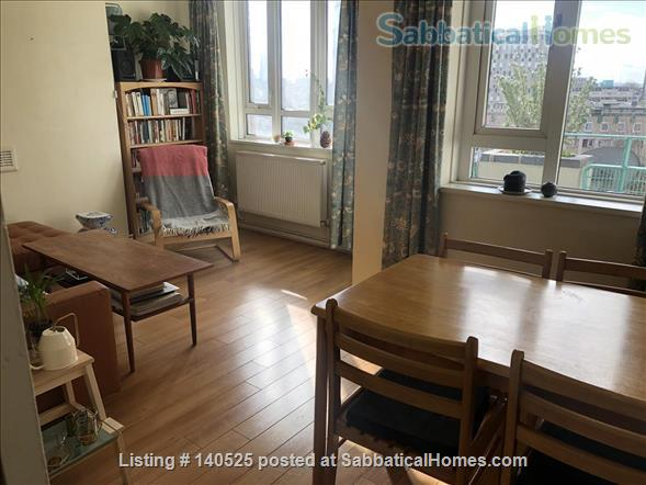 1 BR flat near Victoria Park in East London, summer 2021 Home Rental in Bethnal Green, England, United Kingdom 1