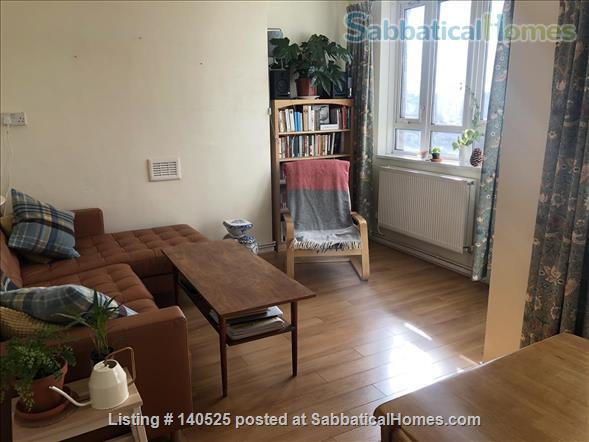 1 BR flat near Victoria Park in East London, summer 2021 Home Rental in Bethnal Green, England, United Kingdom 0