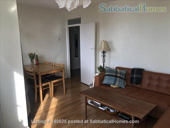 1 BR flat near Victoria Park in East London, summer 2021 Home Rental in Bethnal Green, England, United Kingdom 3