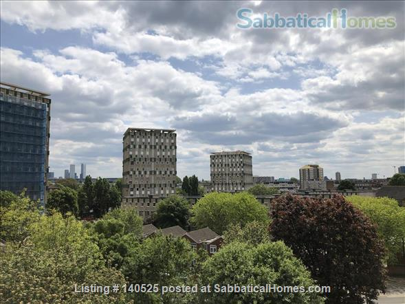 1 BR flat near Victoria Park in East London, summer 2021 Home Rental in Bethnal Green, England, United Kingdom 4
