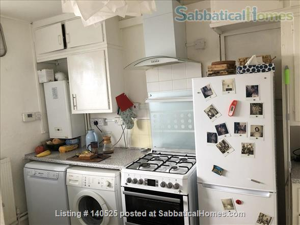 1 BR flat near Victoria Park in East London, summer 2021 Home Rental in Bethnal Green, England, United Kingdom 6