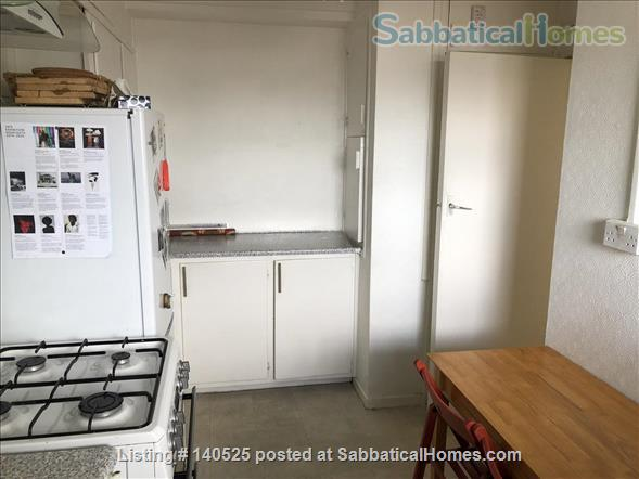 1 BR flat near Victoria Park in East London, summer 2021 Home Rental in Bethnal Green, England, United Kingdom 7