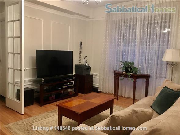 Beautiful UWS 2 Bedroom inc Utilities Home Rental in New York, New York, United States 1
