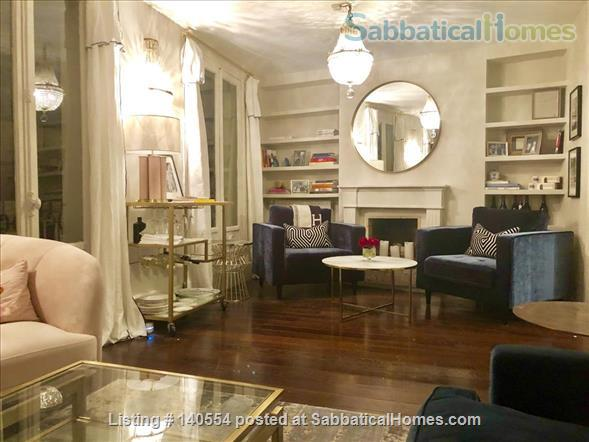 Beautiful 3 bedroom, 2 bath with exceptional views in the 7th Home Rental in Paris, Île-de-France, France 0