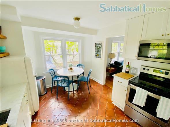 Newly Rennovated 2BR/1Bath in Quiet Neighborhood Near UMich Campus  Home Rental in Ann Arbor, Michigan, United States 3