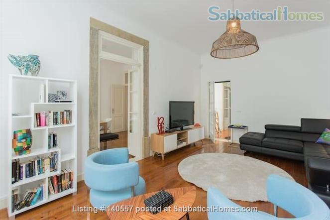 Stunning 3 bdr/ 2 bath in the heart of Lisbon Home Rental in Lisbon, Lisboa, Portugal 2