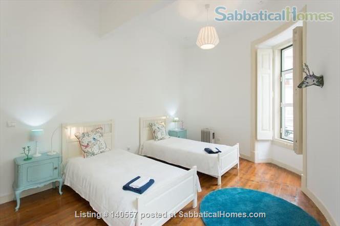 Stunning 3 bdr/ 2 bath in the heart of Lisbon Home Rental in Lisbon, Lisboa, Portugal 8