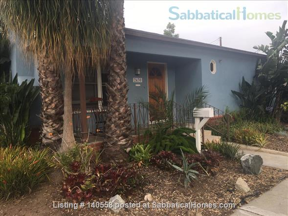 House and/or Guest House in Santa Monica  Home Rental in Santa Monica, California, United States 1