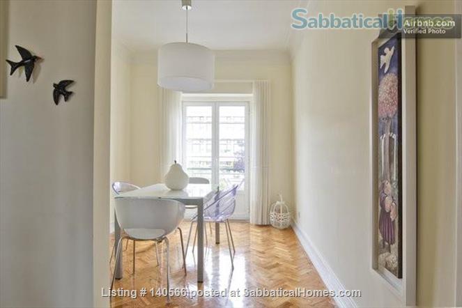 Beautiful 2 bdr/1 bath in Lisbon Home Rental in Lisbon, Lisboa, Portugal 0
