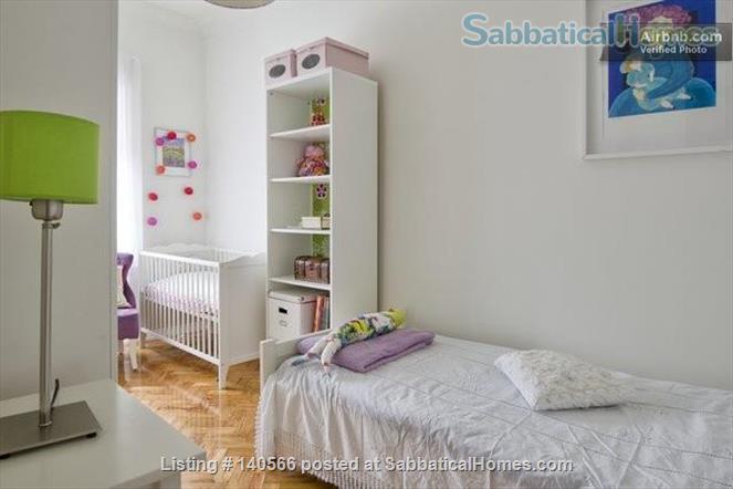 Beautiful 2 bdr/1 bath in Lisbon Home Rental in Lisbon, Lisboa, Portugal 3