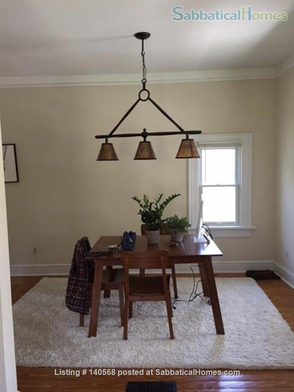 Walk to Kerrytown, Downtown and Campus! This house is a gem in one of the best neighborhoods in Ann Arbor! Home Rental in Ann Arbor, Michigan, United States 2