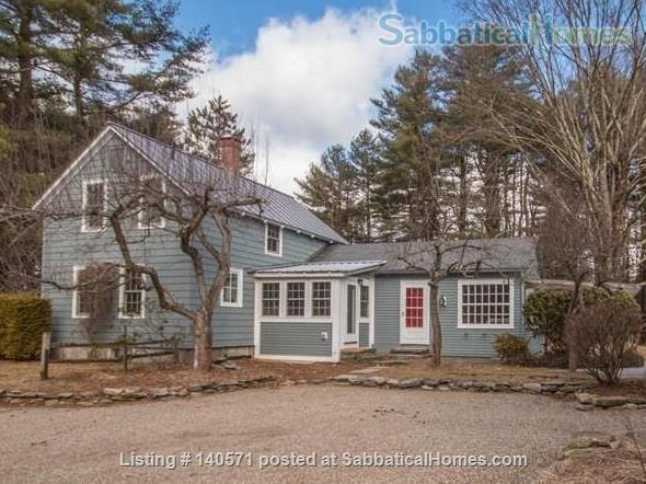 Lovely home in a lovely rural setting  Home Rental in Shutesbury, Massachusetts, United States 0
