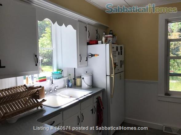 Lovely home in a lovely rural setting  Home Rental in Shutesbury, Massachusetts, United States 3