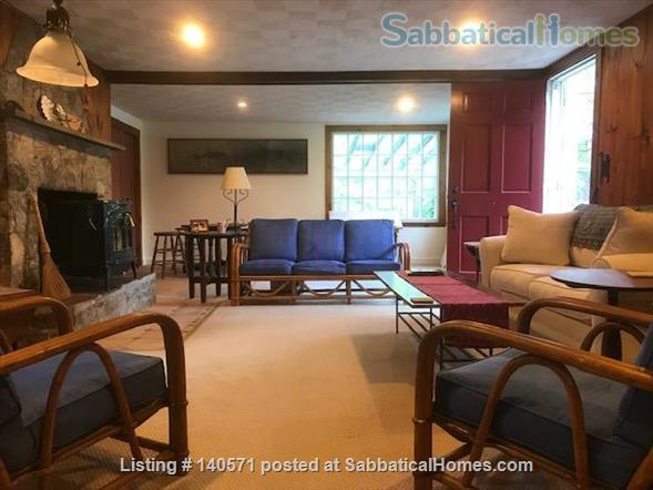 Lovely home in a lovely rural setting  Home Rental in Shutesbury, Massachusetts, United States 5