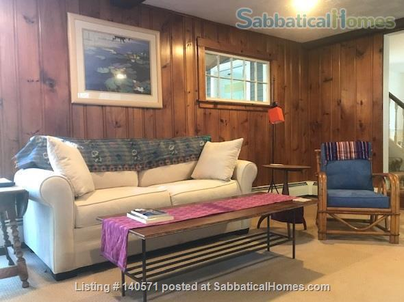 Lovely home in a lovely rural setting  Home Rental in Shutesbury, Massachusetts, United States 6