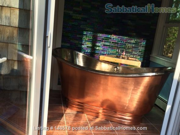 Beach/Nature Retreat on over 8 acres Home Rental in Dartmouth, Massachusetts, United States 5