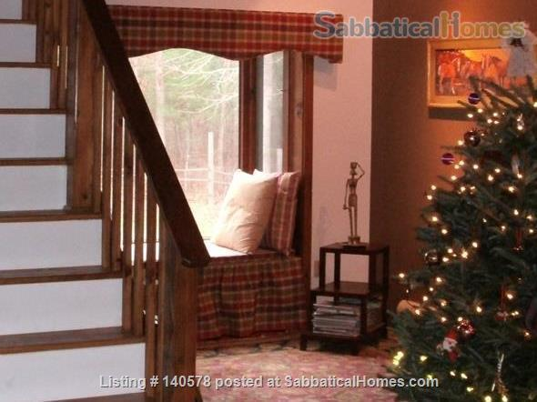 Beach/Nature Retreat on over 8 acres Home Rental in Dartmouth, Massachusetts, United States 8